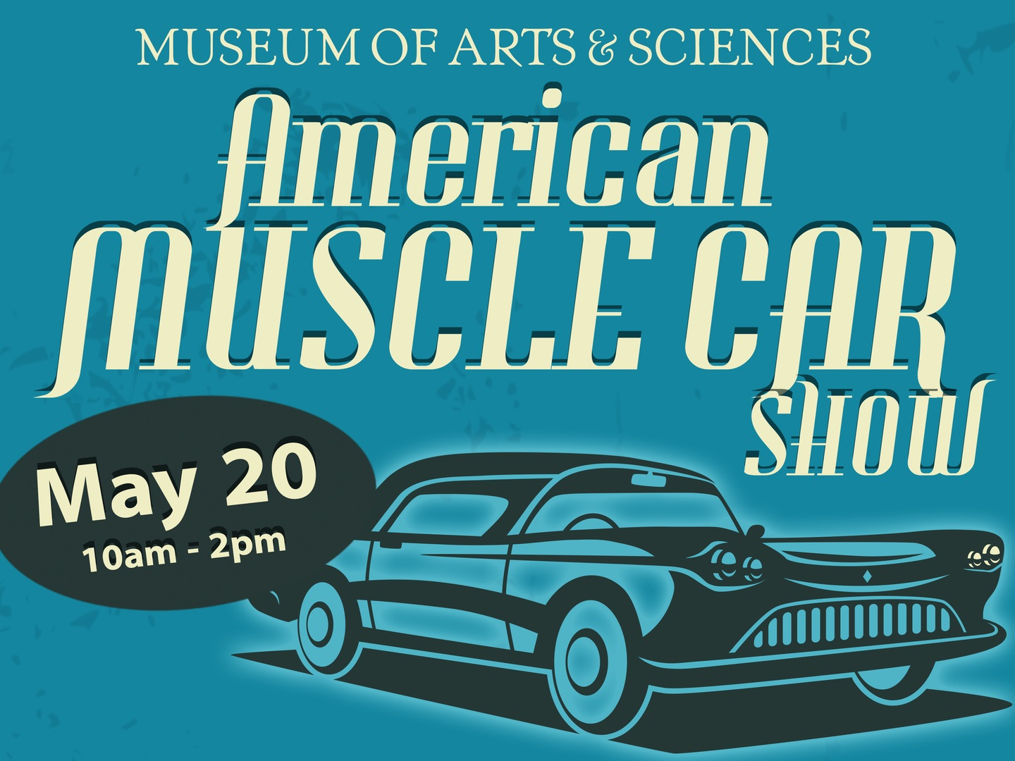 Nd Annual American Muscle Car Show - Maps museum car show