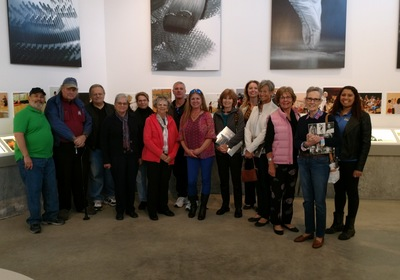 MOAS Member Trip: Atlantic Center for the Arts (ACA)