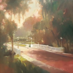 Around the Bend: Plein Air Paintings from the Collection of Kevin Miller and Hal Stringer