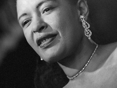 Billie Holiday at Sugar Hill: Photographs by Jerry Dantzic
