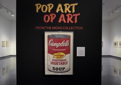 POP ART/OP ART From the MOAS Collection