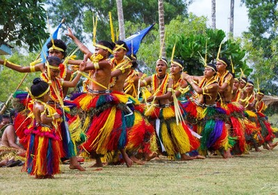 Arts and Culture of Micronesia