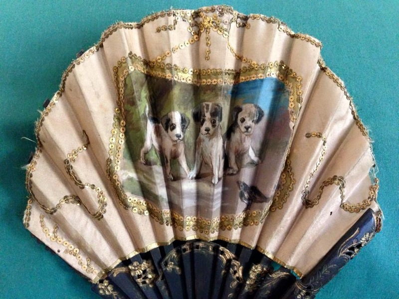Fantastic! Decorative Fans from a Private Collection