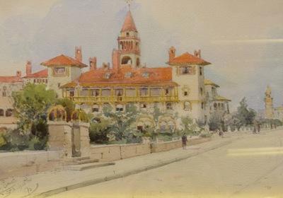 The Ponce de Leon Hotel
