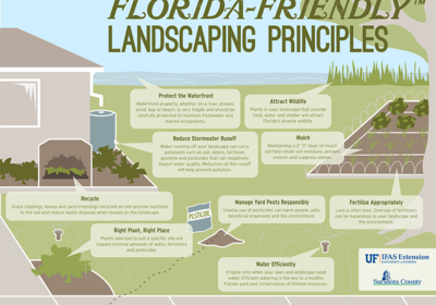 Florida Friendly Gardening Tips