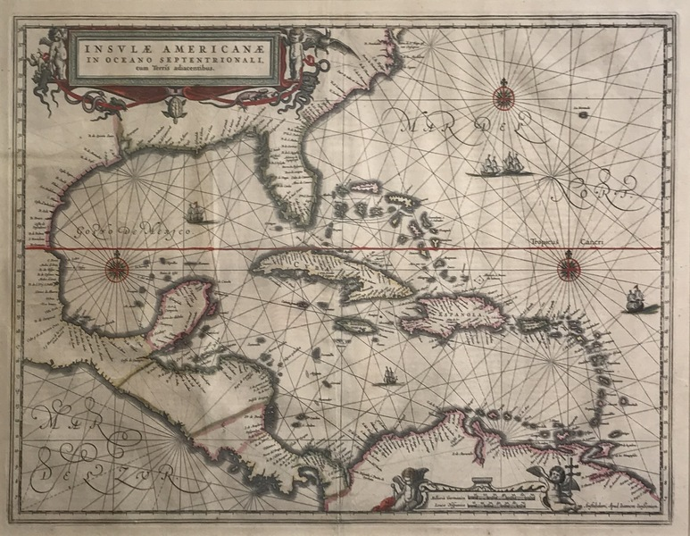 Borders of Paradise: A History of Florida Through New World Maps