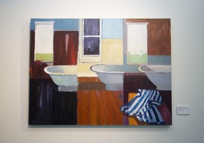 An Interview with Painter, Robert Ross