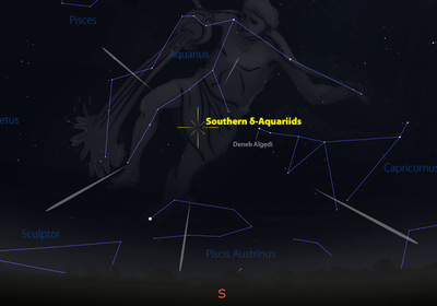 Keep an Eye on the Sky for Meteor Watch Day