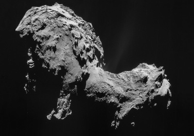 Comets: Natures Cosmic Quandaries