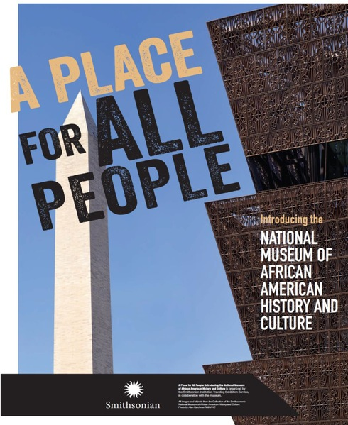 Celebrating our Smithsonian Affiliation: A Place for All People