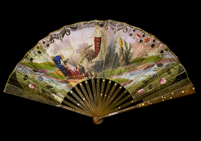 East Meets West: European and Chinese Decorative Fans in the Collection