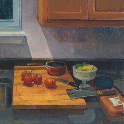 Home: Paintings by Sara Pedigo