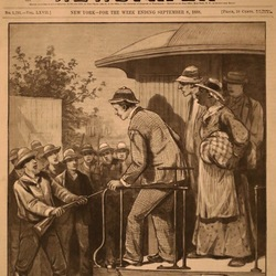 """The Latest News from Florida"": Wood Engravings from 19th Century Periodicals"