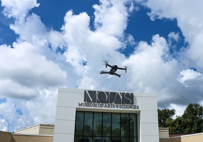 Eyes in the Sky: The World of Aerial Drones
