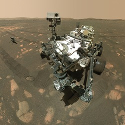 Dare Mighty Things: Exploring Mars with Perseverance