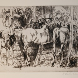 Farm Life and Other Scenes: The Art of Henry George Keller from the Collection