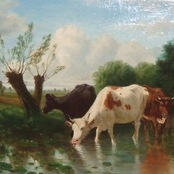 Vistas: Seasonal Landscapes from the Collection