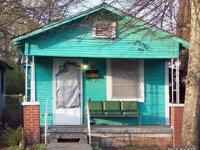 Shotgun Houses: America via Africa
