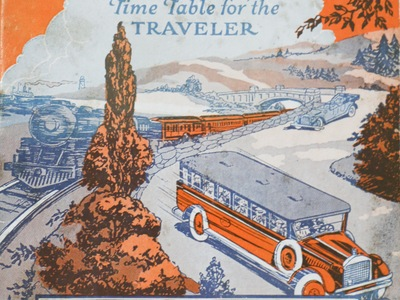 All Aboard! Vintage Railroad Memorabilia from the Root Family Museum