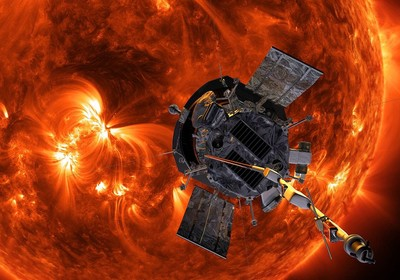 Good Speed, Parker Solar Probe!