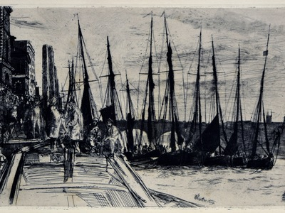 Whistler & Company: The Etching Revival