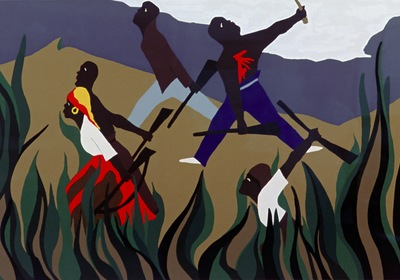 Jacob Lawrence and the Harlem Renaissance