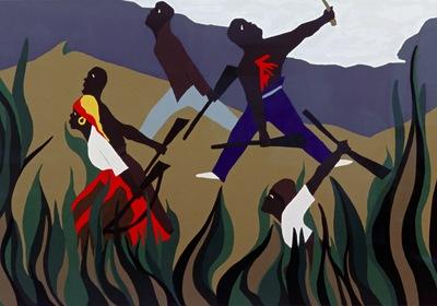 Jacob Lawrence and the Harlem Renaissance