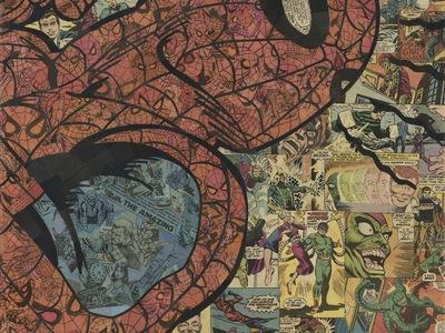 My Hero! Contemporary Art & Superhero Action