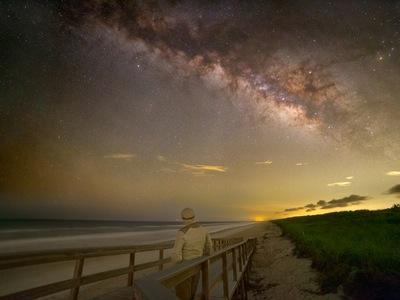 Capturing the Cosmos: Florida Astrophotographs by Derek Demeter