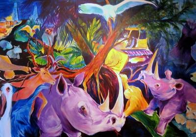 Artist Spotlight: Rick Cannizzaro